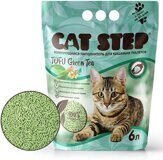 Наполнитель Cat Step Green Tea Tofu (для кошачьих туалетов)
